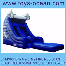 inflatable dolphin water slide backyard water slide rental inflatable slide with water pool