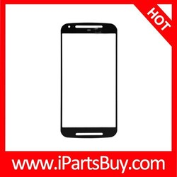Front Screen Outer Glass for Motorola Moto G2 mobile phone spare parts