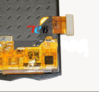 lowest price high quality lcd display for samsung s8300 s8500 t229 t459 t629