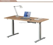 Office Laptop Desk Furniture Design Electric Height Adjustable Table