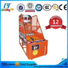 CY-BM06 basketball arcade game machine street basketball machines basketball machine for sale