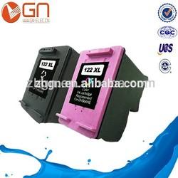 Zhuhai Reman cartridge for hp 122xl black ink cartridge