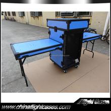 Wholesale Slant 10u Rack system/pro flight case/10u slant rack case