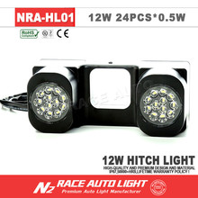 Wholesale 2015 Newest IP67 Super Bright 10-30volt Trailer Hitch LED Lights 12watt with Reverse Function