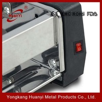 hot selling 900W electric BBQ grill,constant temperature chicken grilled machine