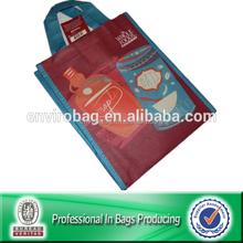 Offset Printing Reusable Non Woven Bag & Shopping Bag