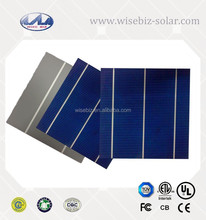 A grade 6x6 inch best polycrystalline solar cell price for solar panel