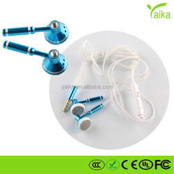 gift earphones luminous headphones handsfree mobile phone accessory