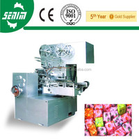 CE Approved SMCG-500 Automatic Cut & Fold Taffy Cut And Wrap Machine