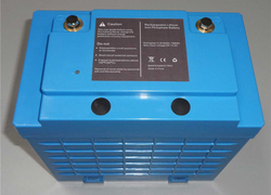 UN, IEC Approved 12V 100Ah Deep Cycle Lithium Ion Battery