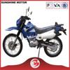 250cc Zongshen Engine Motorcycle