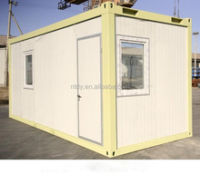 2015 china prefabricated container house /flat pack container dormitory/new prefabricated homes/shop/office