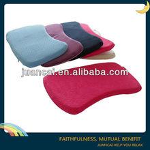 Lovely Wedge Baby Blue Velvet Body Pillow