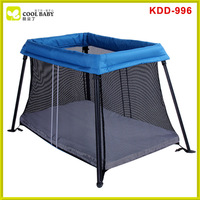 Manufacturer NEW Design Baby Travel Cot / NEW Baby Playpen for outside