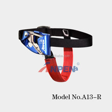 Anpen A13-R CE Approved Light Weight Climbng Foot Ascender(Right)