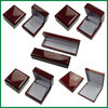 Red Glossy Lacquer Wooden Jewelry box sets