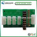 placa de circuito electrónico de montaje pcb