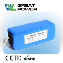 lithium LiFePO4 12v 100AH battery pack for wind solar power system