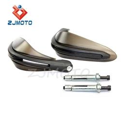 "ZJMOTO Supermoto 7/8"" HAND GUARD MOTORCYCLE"