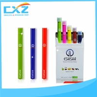 510/eGo Thread color disposable e cigarette e shisha pen