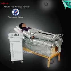 Top consumable products professional massage air pressure far infrared therapy sauna blanket lymphatic drainage machine