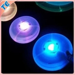 High Quality Plastic Customized LED Frisbee