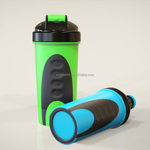 2015 New Design BPA free Plastic Shaker Cup with Shaker Ball