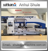 Shule Inclinable Power Press turret punch press VT-400 power press machine rates