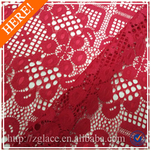 beautiful custom red lace fabric curtains