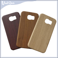 Wood TPU mobile back cover for samsung galaxy s6 edge / note 3 / grand,Small order printing phone case cover for iphone 6 mobile