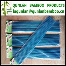 Painted Round Bamboo Incense Sticks For Sale