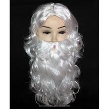 PWS-0452 Christmas wigs and beard set Christmas santa wigs & mustache set