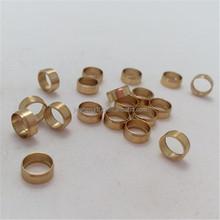 Customized OEM brass bushing