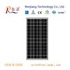 Top supplier High Quality High efficiency solar panel 130W solar module