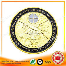 Handmade souvenir king of pop michael jackson metal coin