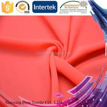 New textile goods 100%polyester 75D pearl bulk chiffon fabric for summer dress