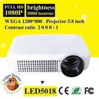 Led projector 1500 lumens trade assurance supply wireless home theater led projector