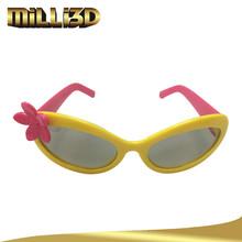 PC clip on imax 3d children glasses sample