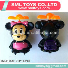 Pull string light mini mouse candy toy toy candy