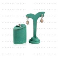 earring ring holder wood hanging earring holder