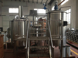 Beer brewery equipment, brewery for sale,small beer brewing production line