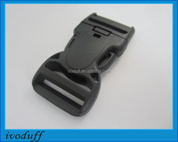 High quality Quick Release Plastic Buckle/Quick Connect buckle for backpack
