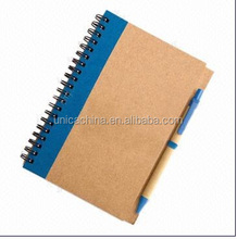 romotional A4 A5 A6 notebook NOTE BOOK WITH PEN