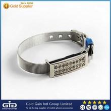 [GGIT] Wholesale!!! Metal Diamond Bracelet USB Flash Disk