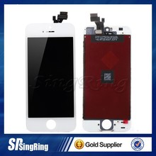 Newest Replacement LCD Screen and Digitizer for iPhone 5s 5g 5c, refurbished lcd assembly lcd display and touch for iphone 5g