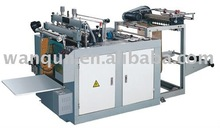 multi function heat sealing and cutting bag making machinery