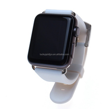 low price silicone strap bands for apple watch