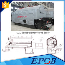 Hot Sale Coal Fired Single Drum Steam Output Industrial Boiler
