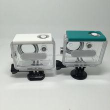 Hot 40m Diving External Backup xiaomi yi camera waterproof case