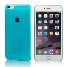custom For iphone Case, Hard Plastic Blank Phone Case, For iPhone 6 Case Transparent